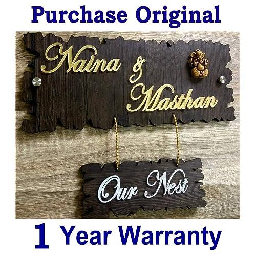 Door Name Plates Buy Door Name Plates Online At Best Prices In India Amazon In