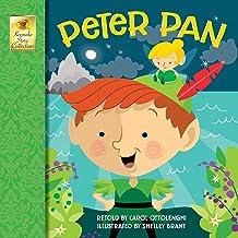 Peter Pan―Classic Children's Book, PreK-Grade 3 Leveled Readers, Keepsake Stories (32 pgs)