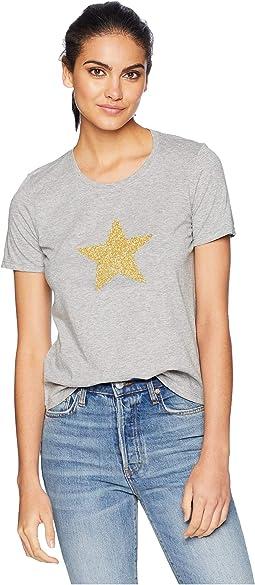 Star Motif T-Shirt