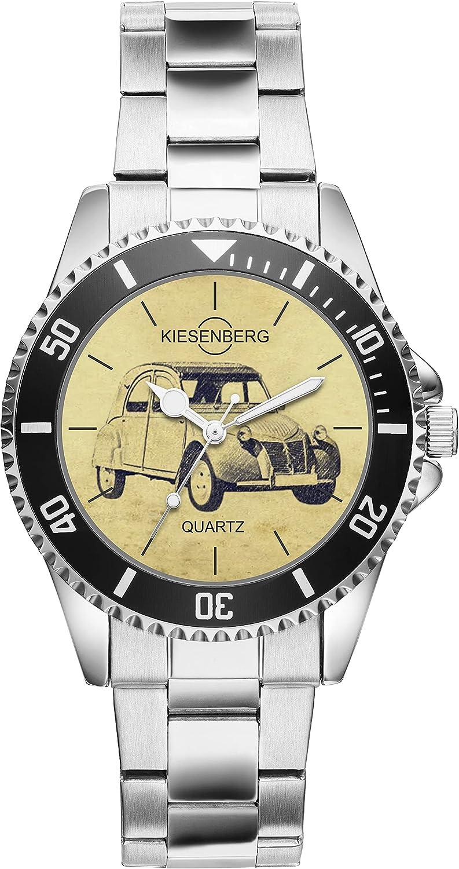 KIESENBERG Reloj regalo para fans de 2CV 1956 5564