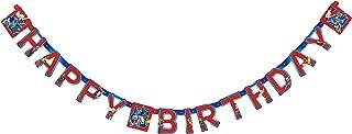 American Greetings DC Super Hero Girls Birthday Banner