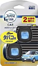 ファブリーズ 消臭芳香剤 車用 クリップ型 イージークリップ タバコ用 2mL×2個