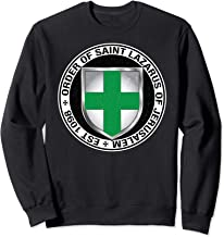 Order of Saint Lazarus of Jerusalem Shield Sweatshirt