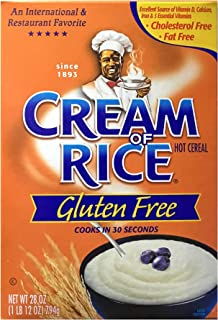 Cream Of Rice Gluten Free Hot Cereal 28 oz 2 Pack