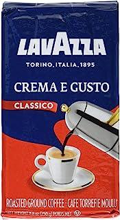 Lavazza 2 Pack Crema E Gusto Ground Coffee 8.8oz/250g Each