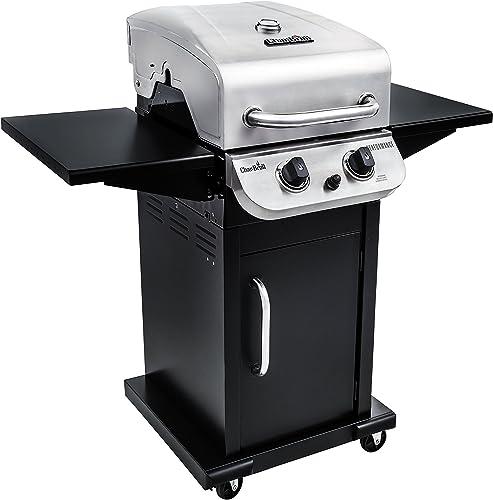 Char-Broil-463673519-Performance-Series-2-Burner-Cabinet-Liquid-Propane-Gas-Grill