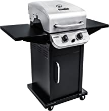 Char-Broil Performance 300 2-Burner Cabinet Liquid Propane Gas Grill- Stainless steel