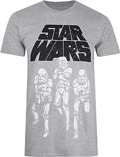 Star Wars Trooper Trio Camiseta para Hombre