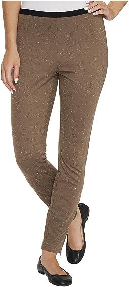 HUE - Tweed Loafer Skimmer