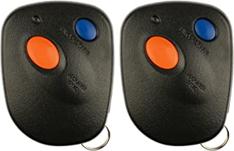 KeylessOption Keyless Entry Remote Control Car Key Fob Replacement for A269ZUA111 (Pack of 2)
