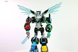 PlayMates San Diego Comic-Con 2018 Voltron Hyperphase Voltron 5Piece Figure Gift Set