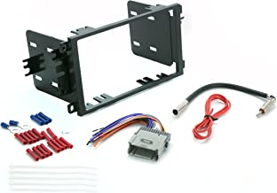 Install Centric ICGM8BN 1992-12 Double Din Complete Installation Kit