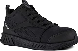 Reebok Work Men's Fusion Formidable Safety Toe Athletic Work Mid Cut