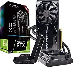 EVGA GeForce RTX 2070 Super Xc Hybrid Gaming, 8GB GDDR6, WATERCOOLED + PowerLink 08G-P4-3178-Kp