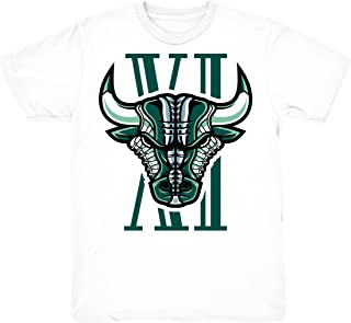 11 Low Easter Shirt Bull Xi Shirts Match Jordan 11 Low Easter Sneakers