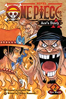 One Piece: Ace's Story, Vol. 2: New World