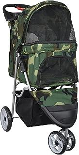 camouflage pet stroller