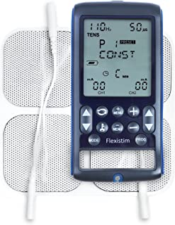 TensCare Flexistim - Electroestimulador Completo con 4 terapias: EMS, Tens, Ift y Microcorriente. Dispositivo pequeño Pero...