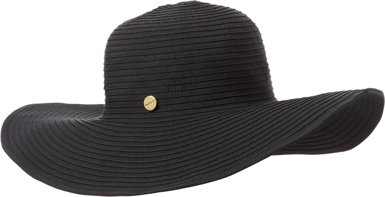 Seafolly Women's Lizzy Floppy Hat