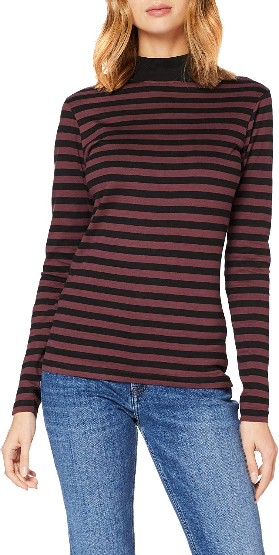 Urban Classics Women Long-Sleeve T-Shirt D L trust Y Turtleneck S Cash special price