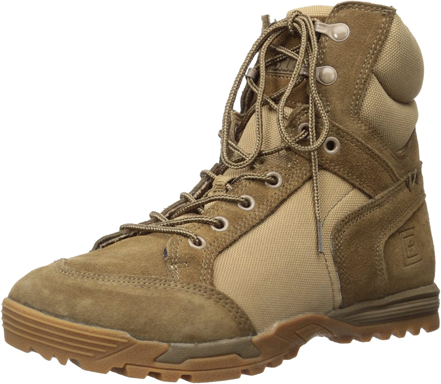 5.11 Tactical Men's Pursuit Advance DC lavoro sautope,Dark Coyote,7.5 D(M) US