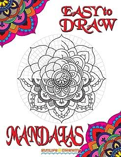 drawing mandala patterns