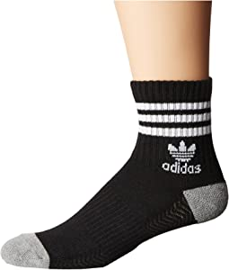 Originals Roller Quarter Sock 3-Pack
