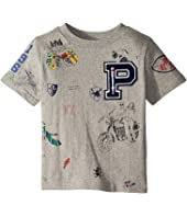 Cotton Jersey Graphic Tee (Toddler)