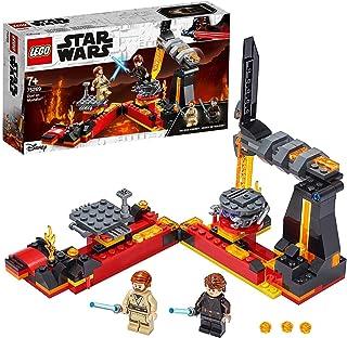 LEGO Star Wars 75269 Pojedynek na planecie Mustafar (208 elementów)