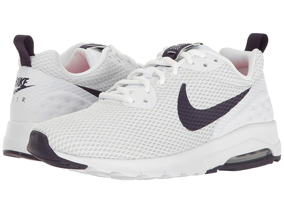 Nike Air Max Motion LW SE (White/Purple Dynasty/Pure Platinum) Women