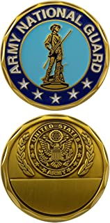 U.S. Army National Guard Challenge Coin
