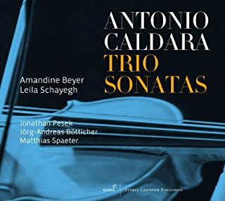Antonio Caldara: Trio Sonatas from op. 1 & 24