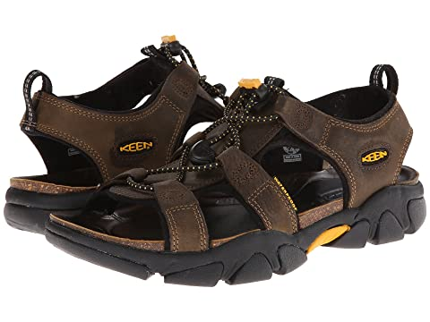 Sarasota Leather Athletic Sandals