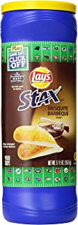 Lay's Stax, Mesquite Barbeque, 5.5 Ounce Container
