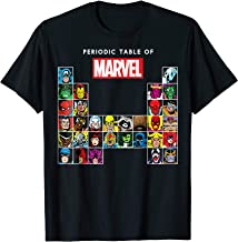 Best periodic table of heroes marvel Reviews