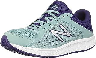 New Balance Women' s 420v4 Cushioning Running Shoe, Mineral sage, 6.5 B US
