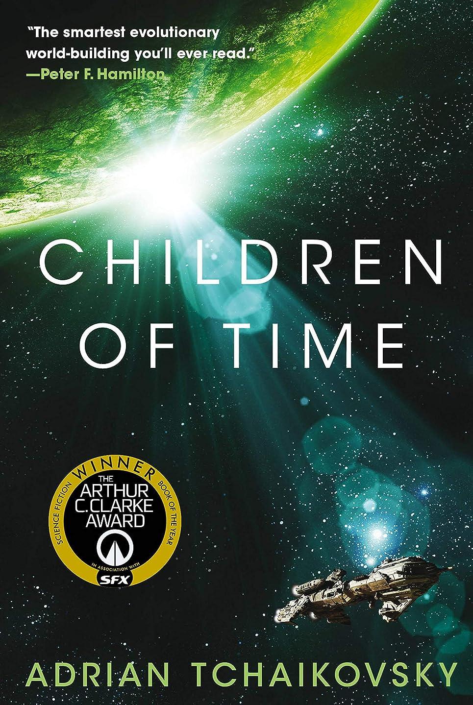 読書人工祈りChildren of Time (English Edition)