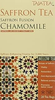 mango chamomile tea