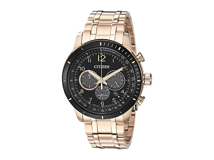 Citizen Watches  CA4359-55E Eco-Drive (Rose Gold Tone) Watches