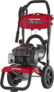 CRAFTSMAN CMXGWAS021021 2800 MAX PSI 2.3 MAX GPM Gas Pressure Washer Powered by Briggs & Stratton 163cc Engine, Made in USA with Global Materials