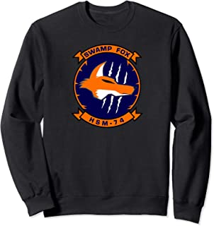 Navy Helicopter Maritime Strike Squadron 74 HSM-74 Patch Sweatshirt