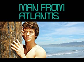 The Man From Atlantis: The Complete Series