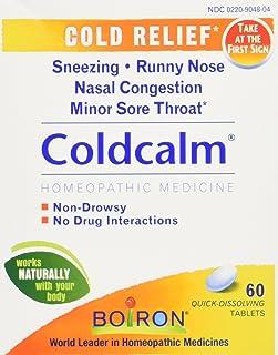 Boiron Coldcalm, 60 Count