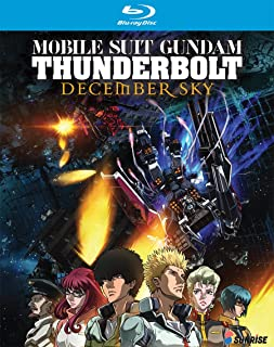 Mobile Suit Gundam Thunderbolt: December Sky Blu-ray