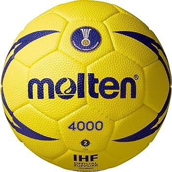 molten(モルテン) ヌエバX4000 ハンドボール2号 屋内用 [ 国際公認球・検定球 ] H2X4000