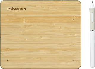 プリンストン 7.5インチエントリーペンタブレット「WoodPad」 筆圧レベル2048 バッテリーレスペン PTB-WPD7