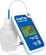 LogTag TRED30 Vaccine Monitoring Kit with Fridge/Freezer Calibration, VFC Compliant; Requires LTI-USB Docking Station (Sold Separately)