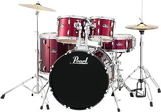 Pearl Drum Set, Red Wine, 5 piece (RS525SC/C91)