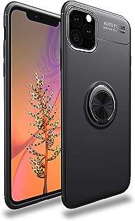 Shinyzone - Funda para iPhone 11 Pro con Soporte para Anillos