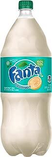 Fanta Grapefruit Soda Fruit Flavored Soft Drink, 2 Liters